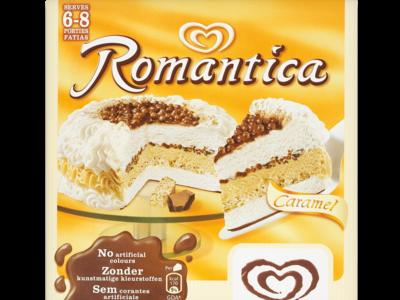 Hb Romantica Ice Cream Cake