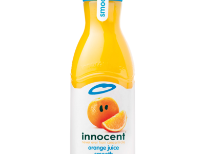 Innocent Orange Juice Smooth 900ml