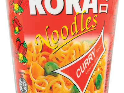 Koka noodle curry