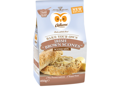 Odlums BYO Scones Brown