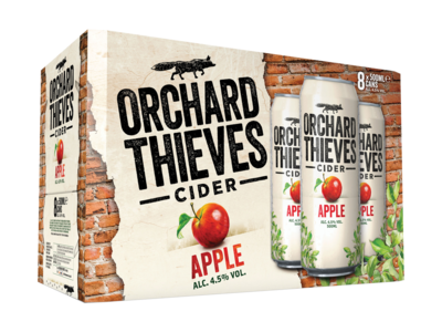 Orchard Thieves 8 x 500ml FA 3D