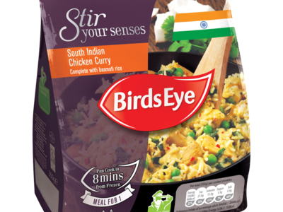 Birds Eye Stir Your Senses Indian Curry