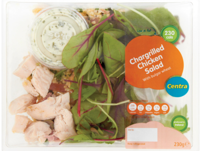 Centra chargrilled chicken salad