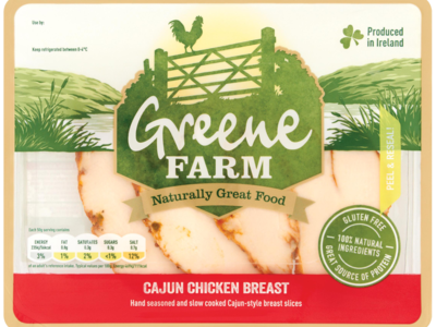 Greene farm cajun chicken