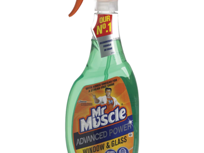 Mr muscle advanced power