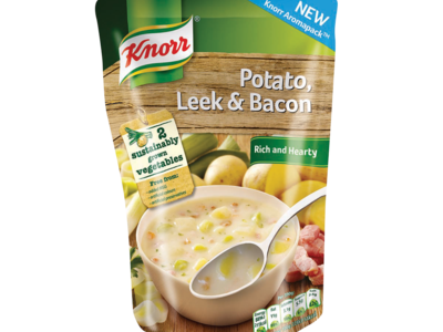 Knorr PotatoLeekBacon soup 390g