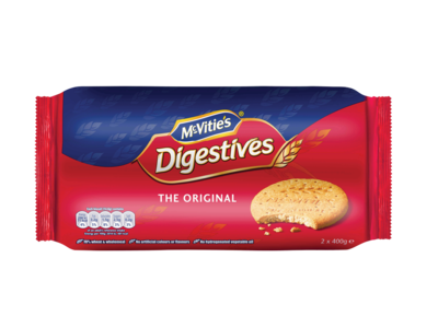 Digestive Twin Pack