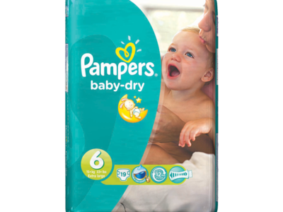 Pampers Baby dry 2