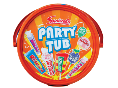 Swizzels Party Tub