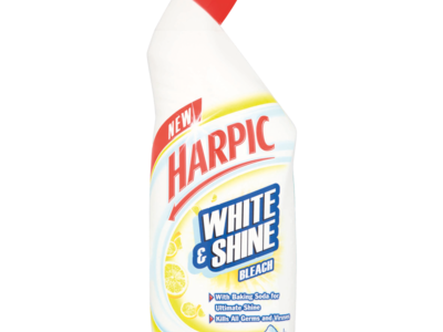 Harpic white shine