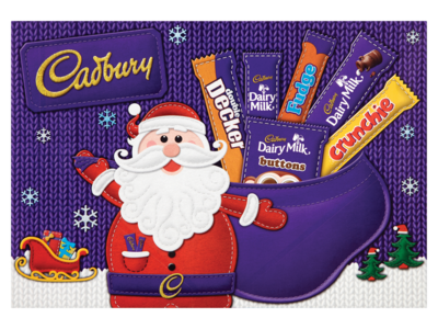 Cadbury Medium Chocolate Selection Box 180g