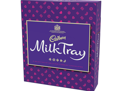 Cadbury Milk Tray 360g copy