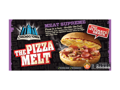 Chicago Town The Pizza Melt Meat Supreme 190g