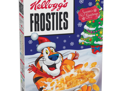 Frosties 750g UK Xmas Pack