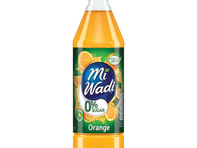 Mi Wadi 0  Sugar Orange 1L