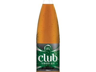 Club Ginger Ale 850ml