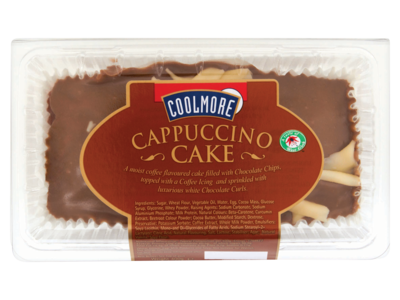 Coolmore Cappuccino Cake 400g
