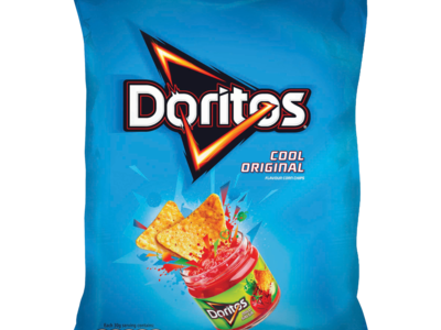 Doritos Cool Original Flavour Corn Chips 200g