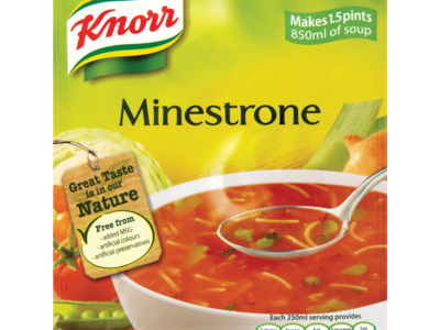 Knorr Minestrone Soup 59g