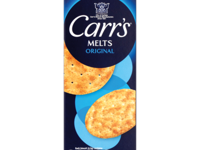 Carr s Melts Original 150g