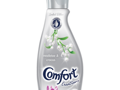 Comfort Creations Limited Edition Mistletoe and Crocus 33 Washes 1.16L