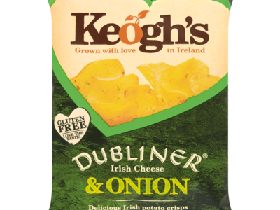 Keogh s Dubliner Irish Cheese   Onion 125g