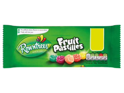 Rowntrees Fruit Pastilles Multipack 3 x 525g