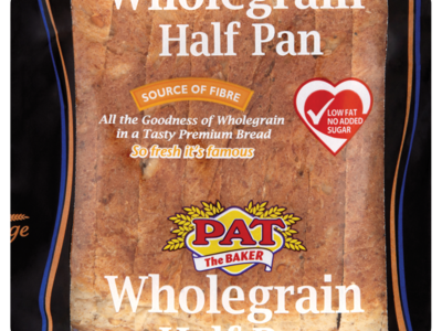 Pat the Baker Wholegrain Half Pan