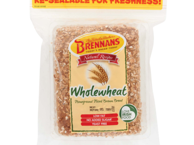 Brennans wholeWheat 500g