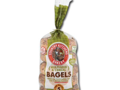 CountryKitchen bagels multiseed
