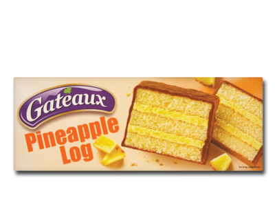 Gateaux pineappleLog