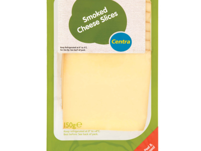 Centra Smoked Cheese Slices 150g