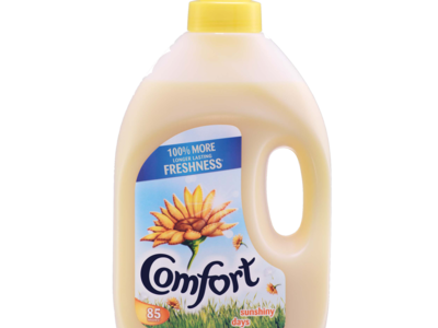 Comfort Fabric Conditioner Sunshiny Days 85 Wash