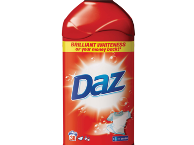 Daz Regular Liquid Detergent 38 Washes