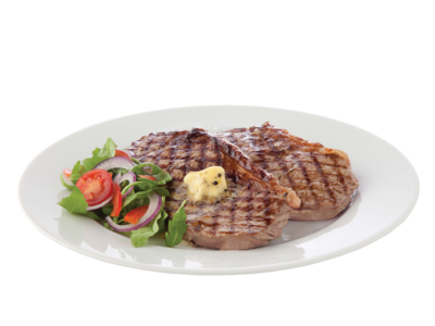 CT striploin 2pk