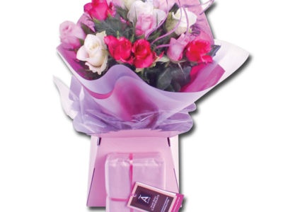 CT mothersDay flowersGiftBox