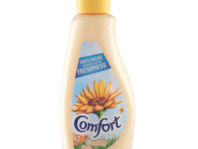 Comfort Fabric Conditioner Sunshiny Days 42 Wash 1.5L