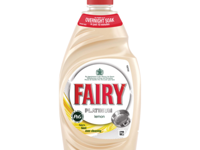 Fairy platinumLemon 383ml