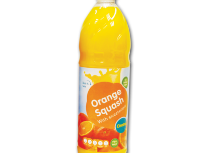 CT squash orange 1ltr