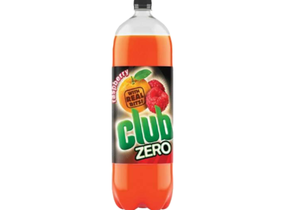 Club Zero Orange Rasp 2lt