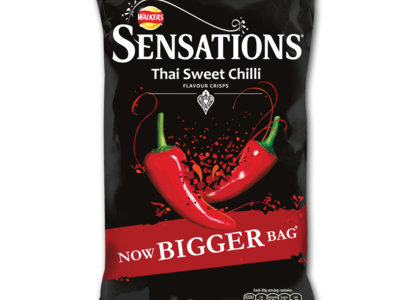 WalkersSensations sweetChilli 175g