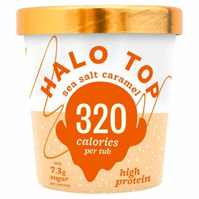 Halo Sea Salt Caramel 473ml
