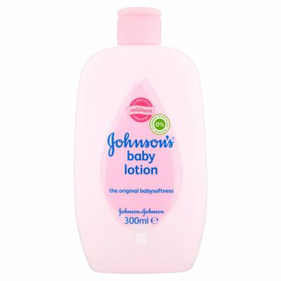 Johnson's Baby Pink Lotion 300ml