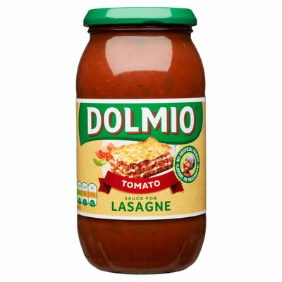 Dolmio Sauce For Lasagne Original 500g