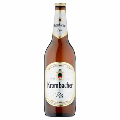 Krombacher Pilsner 660ml