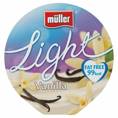 Muller Light Thick & Creamy Vanilla 175g