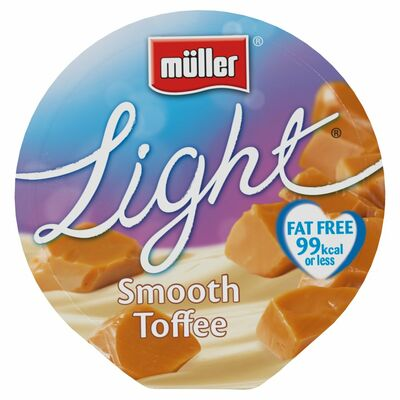 Muller Light Thick & Creamy Toffee 175g