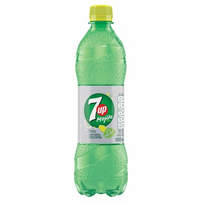 7Up Free Mojito 500ml