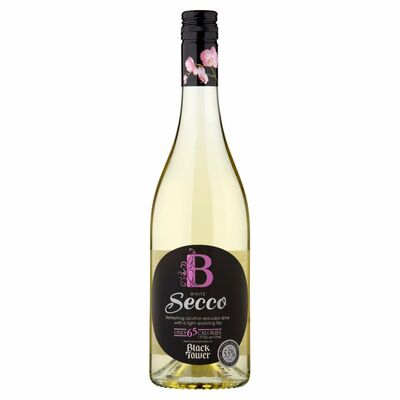 B By Black Tower Secco White 75cl