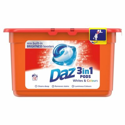 Daz Pods Regular 12pce